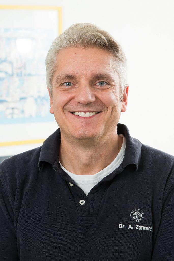 Dr. Andreas Zamann